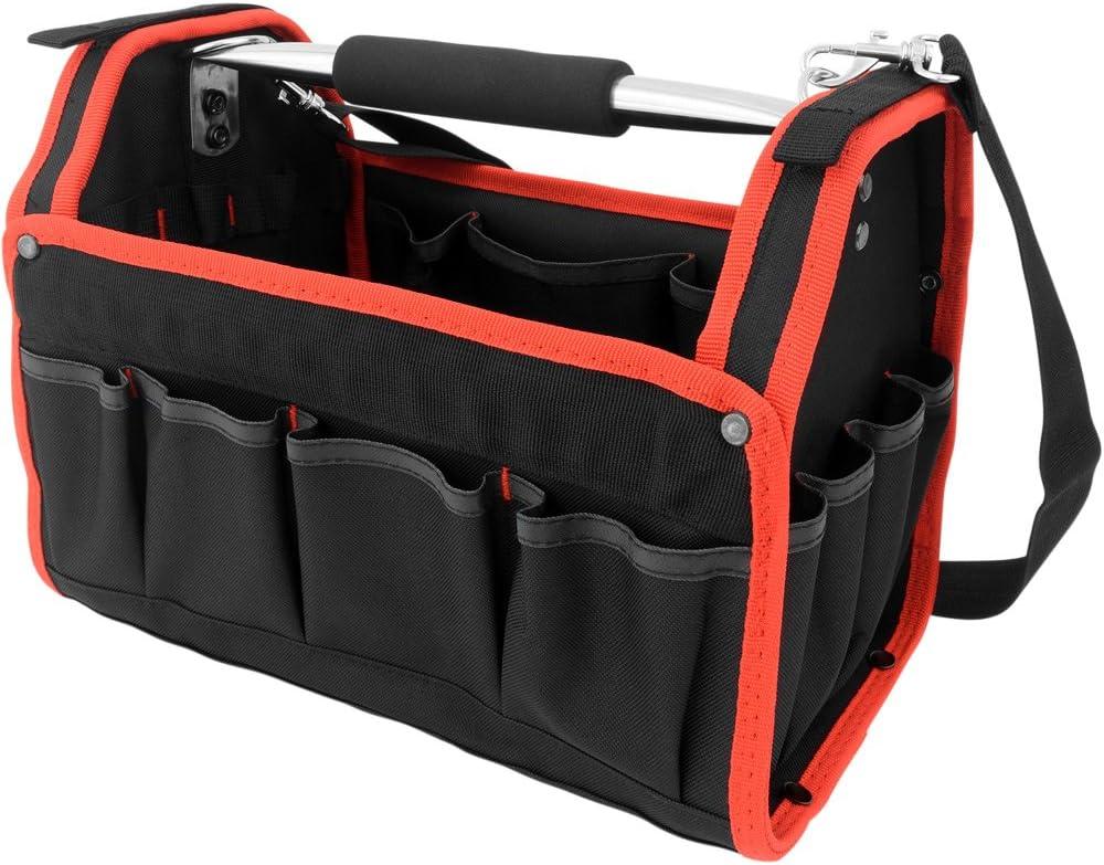 Werkzeugtasche Montagetasche Werkzeugbox Werkzeugkasten Werkzeug Schultergurt