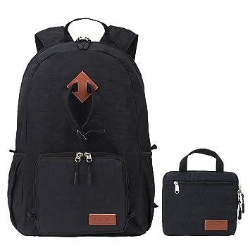 homfu 30L plegable mochilas para viajes plegable mochila para senderismo Camping deportes ligero bolsa de hombro: Amazon.es: Deportes y aire libre