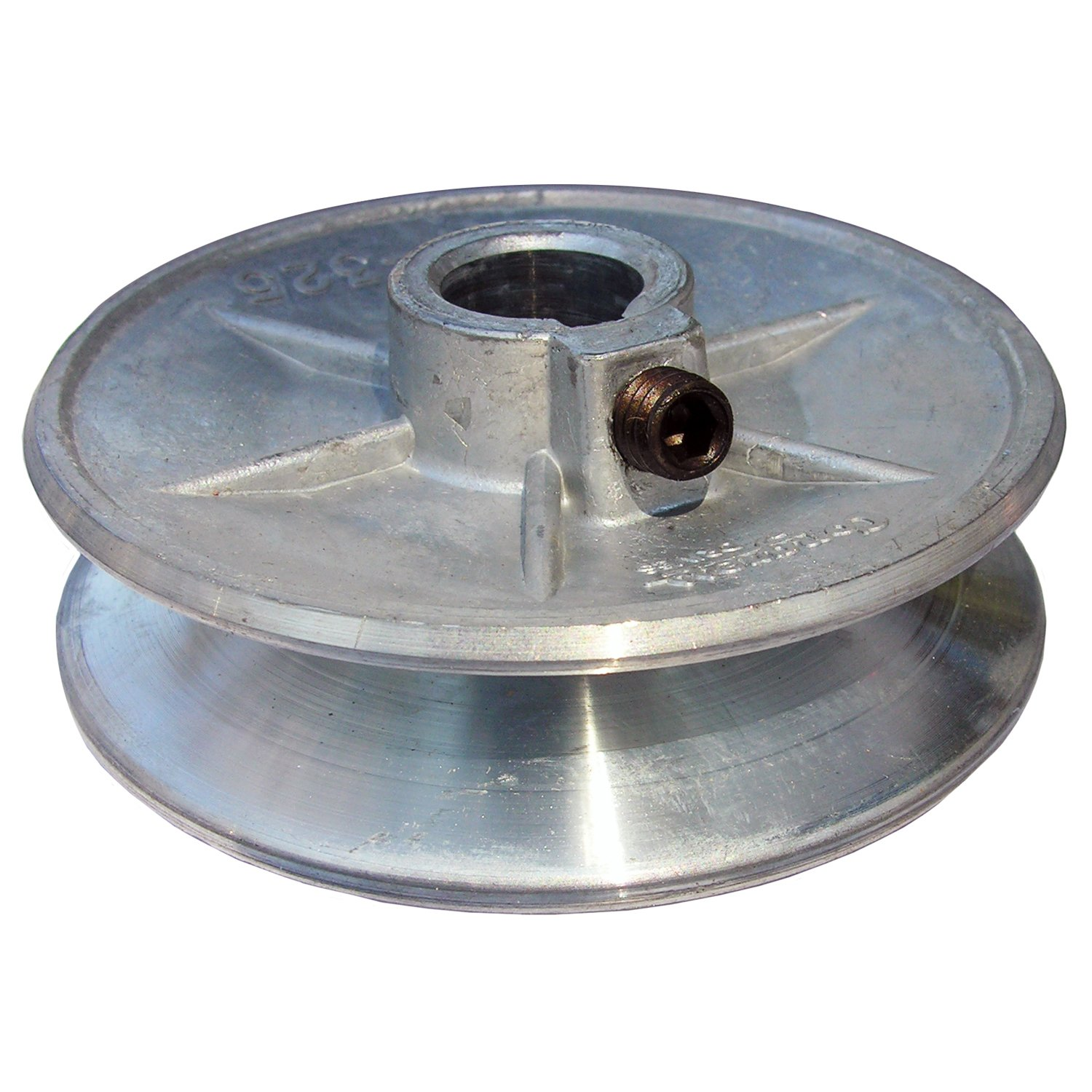 LASCO 05-1209 Cooler Round Variable Motor Pulley, 1/2-Inch x 3 1/2-Inch