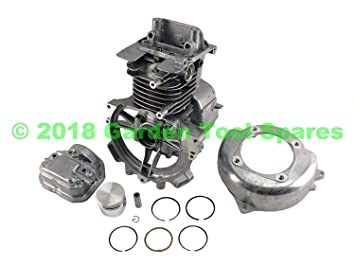 HONDA GX25 UMK425 CILINDRO/SUPERIOR CARTER & Kit Pistón Motor ...