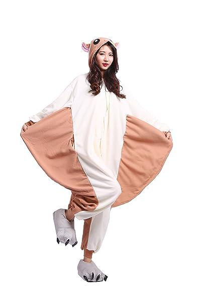 YUWELL Unisex Kigurumi Pijamas Adulto Traje Disfraz Animal Animal Pyjamas: Amazon.es: Ropa y accesorios