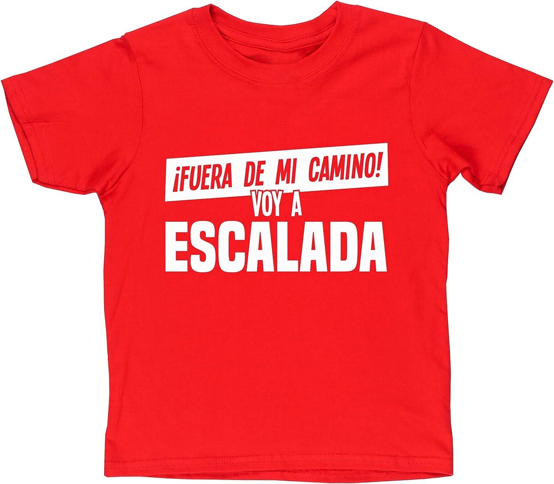 Hippowarehouse ¡FUERA DE MI Camino! VOY A Escalada Camiseta ...