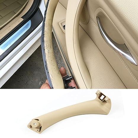 Jaronx for BMW 3 Series E90/E91 Door Pull Handle, Right Front/Right Rear  Door Handle Inner Door Support Bracket Passenger Side Door Panel Handle