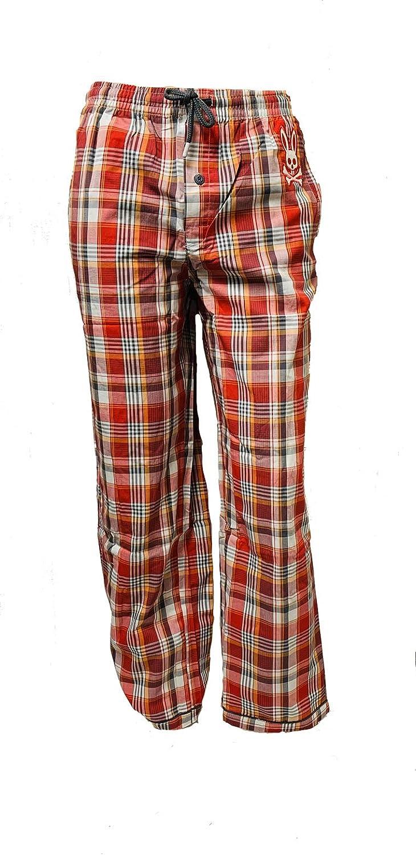 Psycho Bunny Men's Woven Lounge Pant
