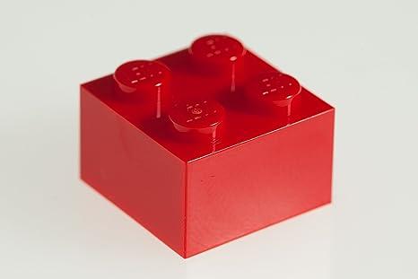 Amazon.com: 200x Lego Red 2x2 Bricks Super Pack: Toys & Games