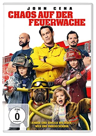 CHAOS AUF DER FEUERWACHE Trailer Deutsch German (2020) - YouTube