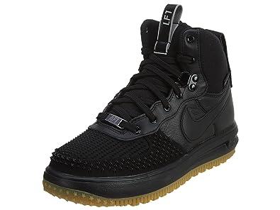 9f228824b779 NIKE Boys Lunar Force 1 Duckboot Big Kid Watershield Fashion Sneakers