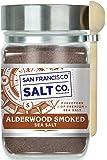 8 Oz Chef's Jar - Alderwood Smoked Sea Salt
