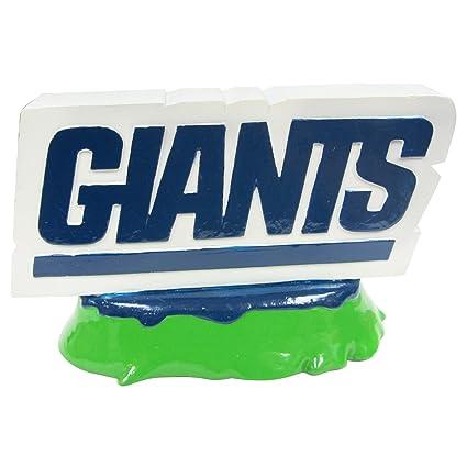 Amazon Com Pets First Nfl New York Giants Team Logo Aquarium Tank
