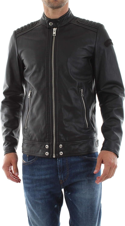 Diesel L-Shiro-WH Jacket Chaqueta para Hombre