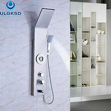 Luxurious shower Mayoristas y Minoristas Ulgksd Panel de ducha ...