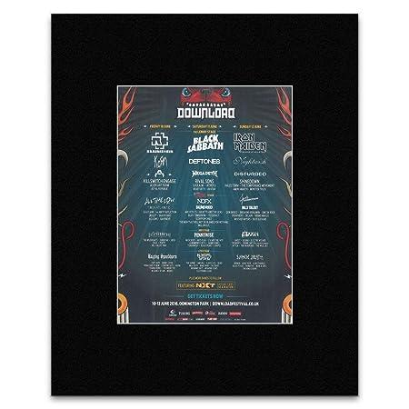Download Festival 2016 - Black Sabbath Iron Maiden and Rammstein