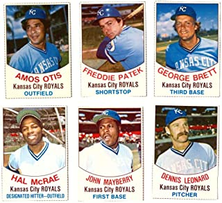 product image for 1977 Hostess (A) - KANSAS CITY ROYALS Team Set