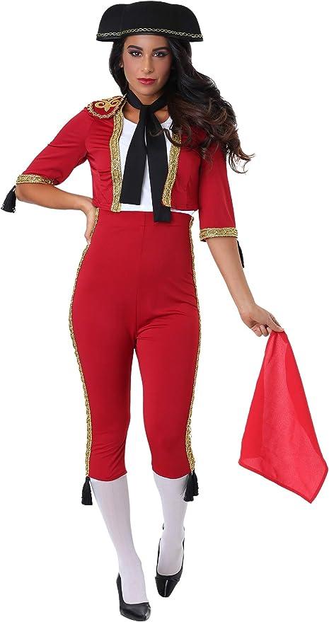Mens Ladies Deluxe Black Spanish Matador Hat World Fancy Dress Costume Outfit