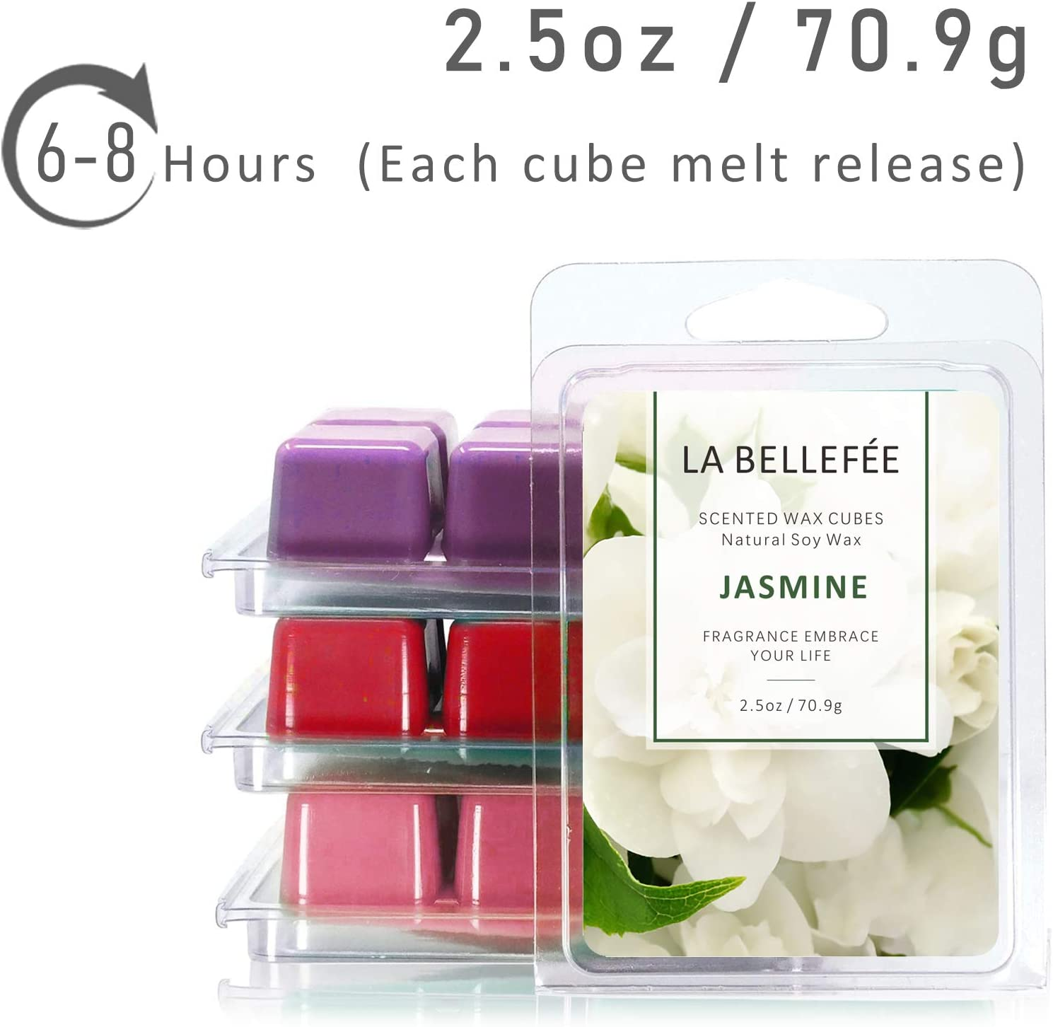 Wax MeltsBeeswax MeltsWax TartsWax CubesScented Wax MeltsHome FragranceHandmadeStocking StufferGifts