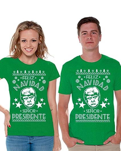 Christmas Trump Shirt.Amazon Com Awkward Styles Matching Christmas Trump Shirts