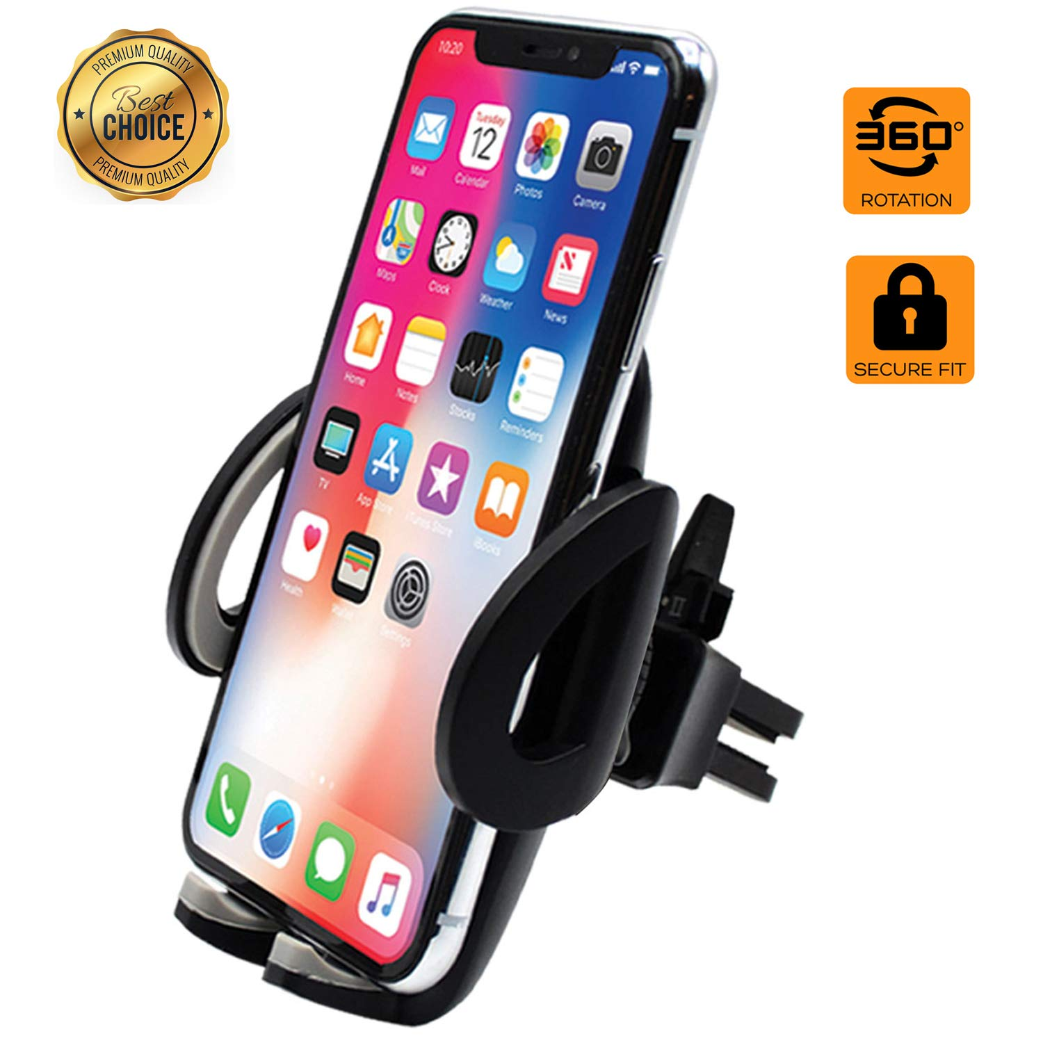 Air Vent Car Mount,Phone Holder,Car Phone Mount,Car Phone Holder Car