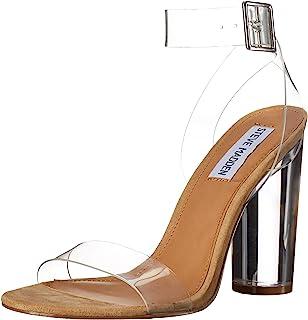 61f7a1776f21 Amazon.com  Steve Madden Women s Soph Heeled Sandal  Shoes