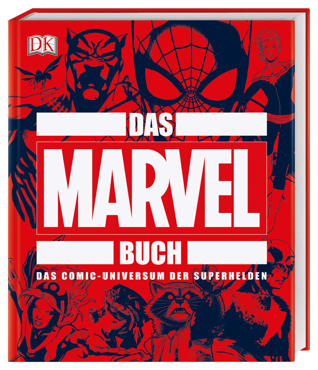 Big Ideas. Das MARVEL Buch  Das Comic Universum Der Superhelden