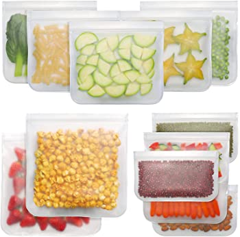 Bayco Extra Thick Reusable Sandwich Bags