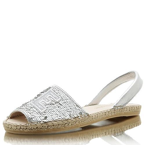 Macarena Damen Playa 392 lepisma Teide Damen Macarena Sandale  Amazon   Schuhe ... 39a834