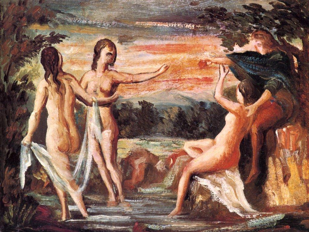 Lais Puzzle Paul Cézanne - Urteil des Paris 2000 Teile