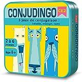 Aritma ConjuDingo CE2 - Jeux de cartes, Conjugaison, 8 ans