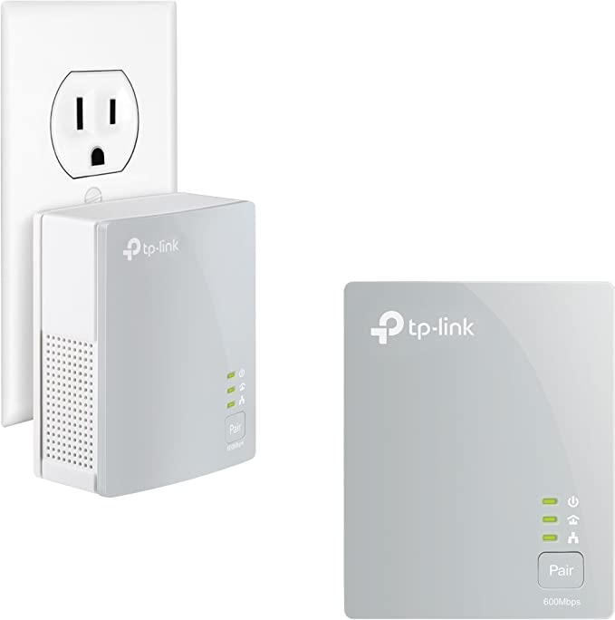 TL-PA4010 up to 500Mbps TP-Link AV500 Nano Powerline Adapter Renewed