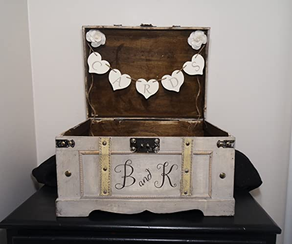 Amazon Personalized Wedding Card Box Personalized Vintage – Wedding Box for Cards
