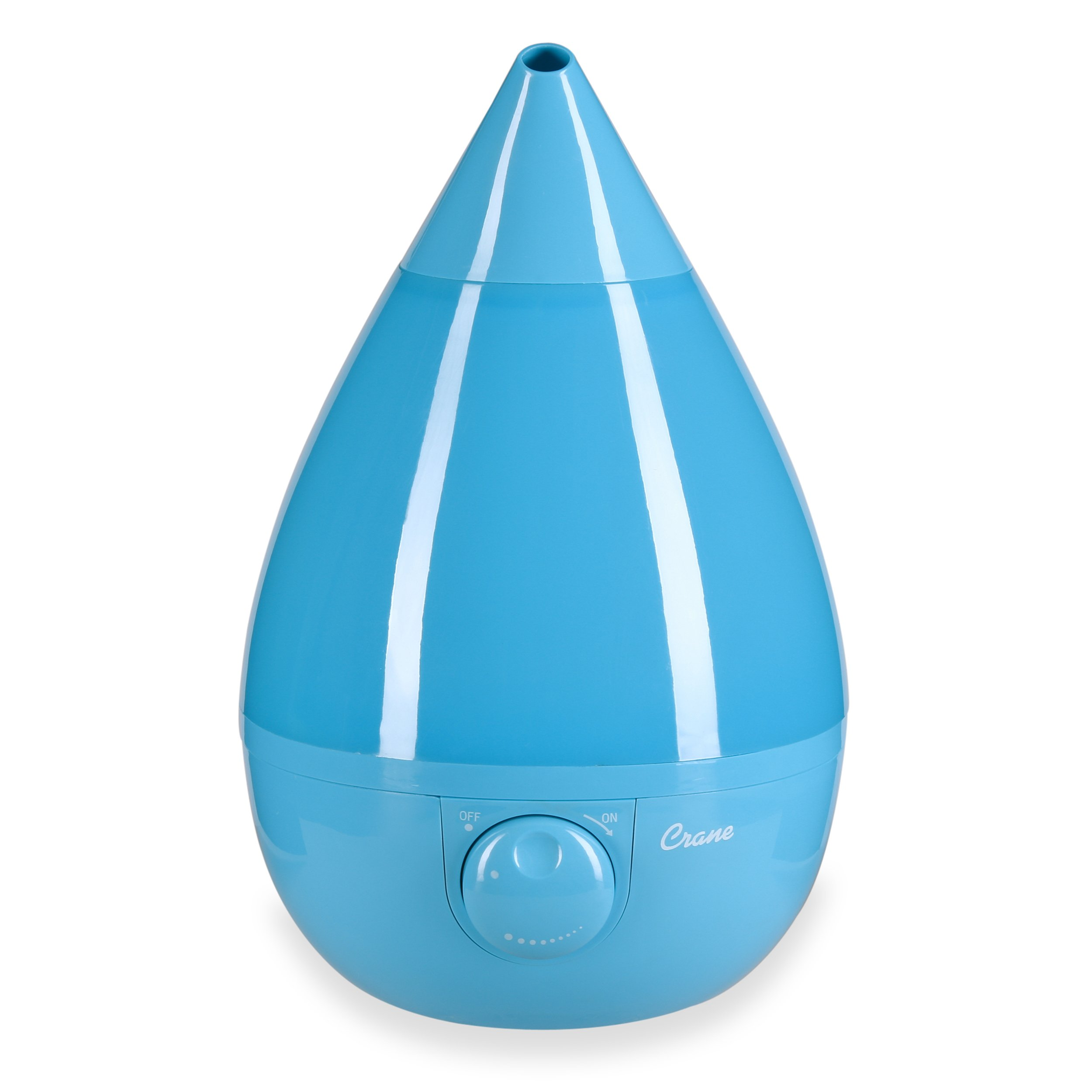 Crane USA Cool Mist Humidifier, Aqua