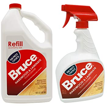 Bruce NoWax Hardwood And Laminate Floor Cleaner