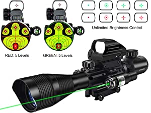 Best Scope For Ar 15 Under $100 – Top 5 Pick 2