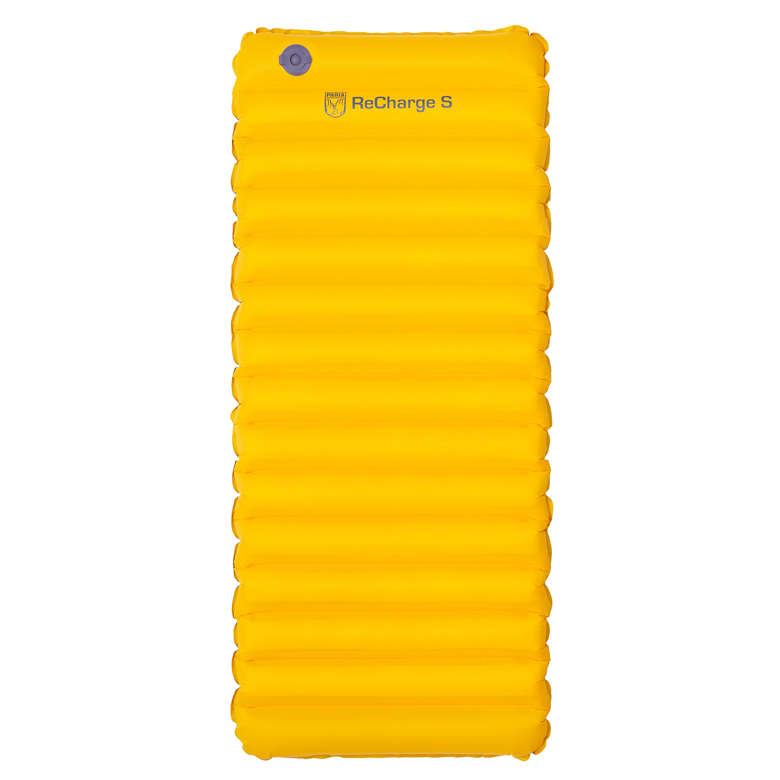 Paria Outdoor Products Recharge Sleeping Pad - Ultralight, Insulated Air Pad - Perfect for Backpacking, Bikepacking, Kayaking and Camping (Recharge S) by Paria Outdoor Products