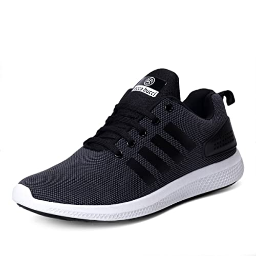 Buy Bacca Bucci Mens Trainers Athletic Walking Running Gyming Jogging Fitness  Sneakers/Sports Shoes at Amazon.in