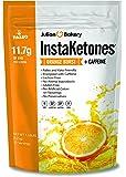 InstaKetones® +Organic Caffeine (Orange Burst) 11.7g BHB Per Scoop (+Caffeine) (30 Servings) Exogenous
