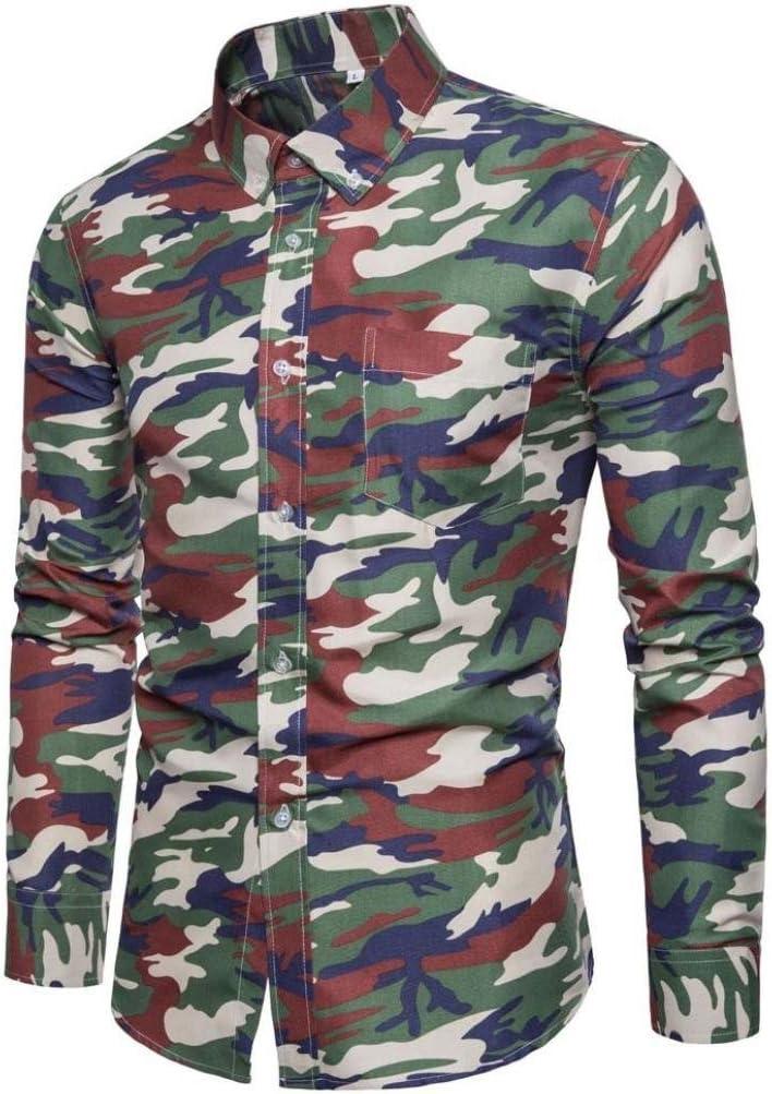 Tee Shirts hombre Sonnena 2018 camuflaje militar ejercicio Deporte manga larga blusa niño caqui/rojo/rosa/gris/verde ejército M-XXL: Amazon.es: Instrumentos musicales