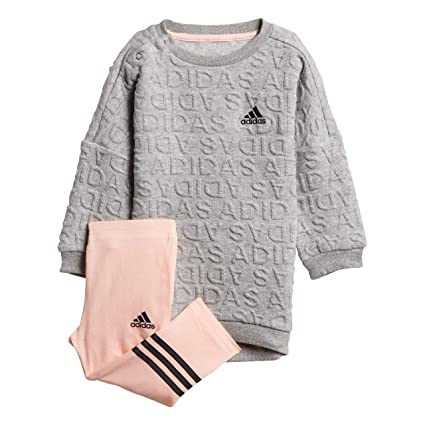 Adidas Ensemble Baby Robe-Pull Collant