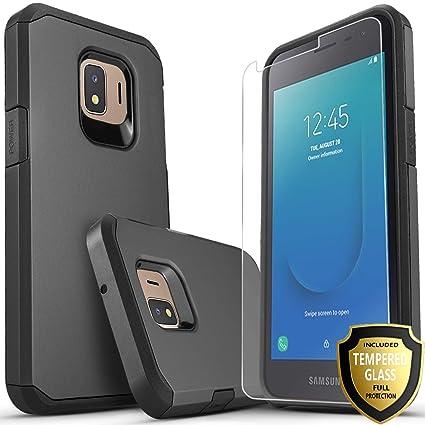 Amazon.com: Carcasa para Galaxy J2 Core incluida [protector ...