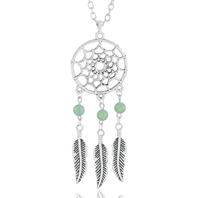 Mese london dream catcher necklace silver dreamcatcher pendant mese london dream catcher necklace silver dreamcatcher pendant elegant gift box mozeypictures Images