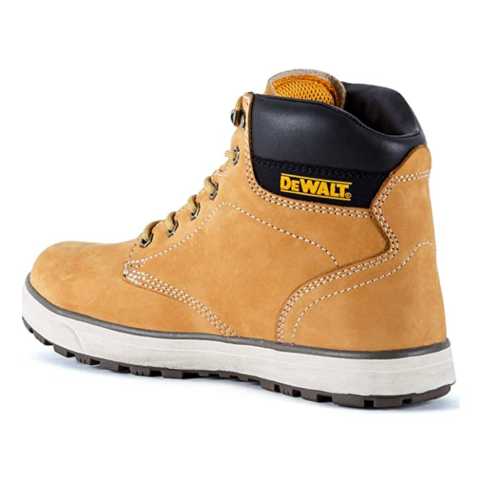 d0eb51d6e34 DEWALT Men's Plasma Steel Toe Work Boot, Style NO. DXWP10007