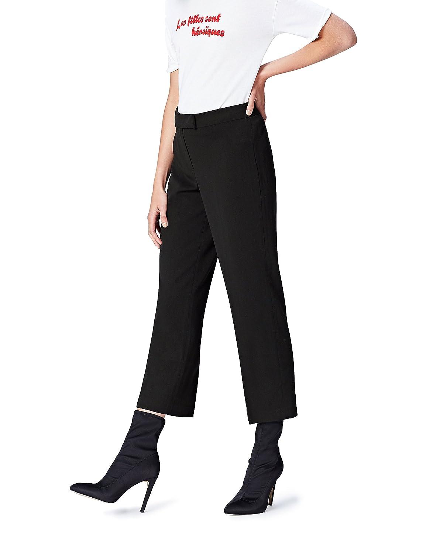 Marca Amazon - find. Pantalones Cropped  para Mujer