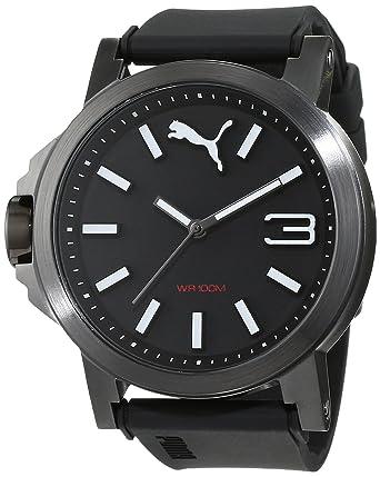 PUMA Time Ultrasize PU103462019 Casual Mens watch Solid Case