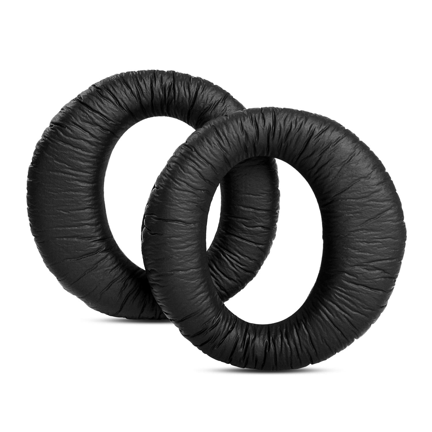Replacement Foam Earpads Pillow Ear Pads Cushions Cover Cups Repair Parts Compatible with Sony MDR-RF985R RF985R RF985RK Headphones (Black)