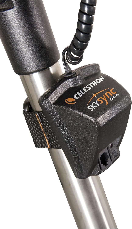 Celestron 821005 SkySync - Receptor de GPS para telescopio Celestron
