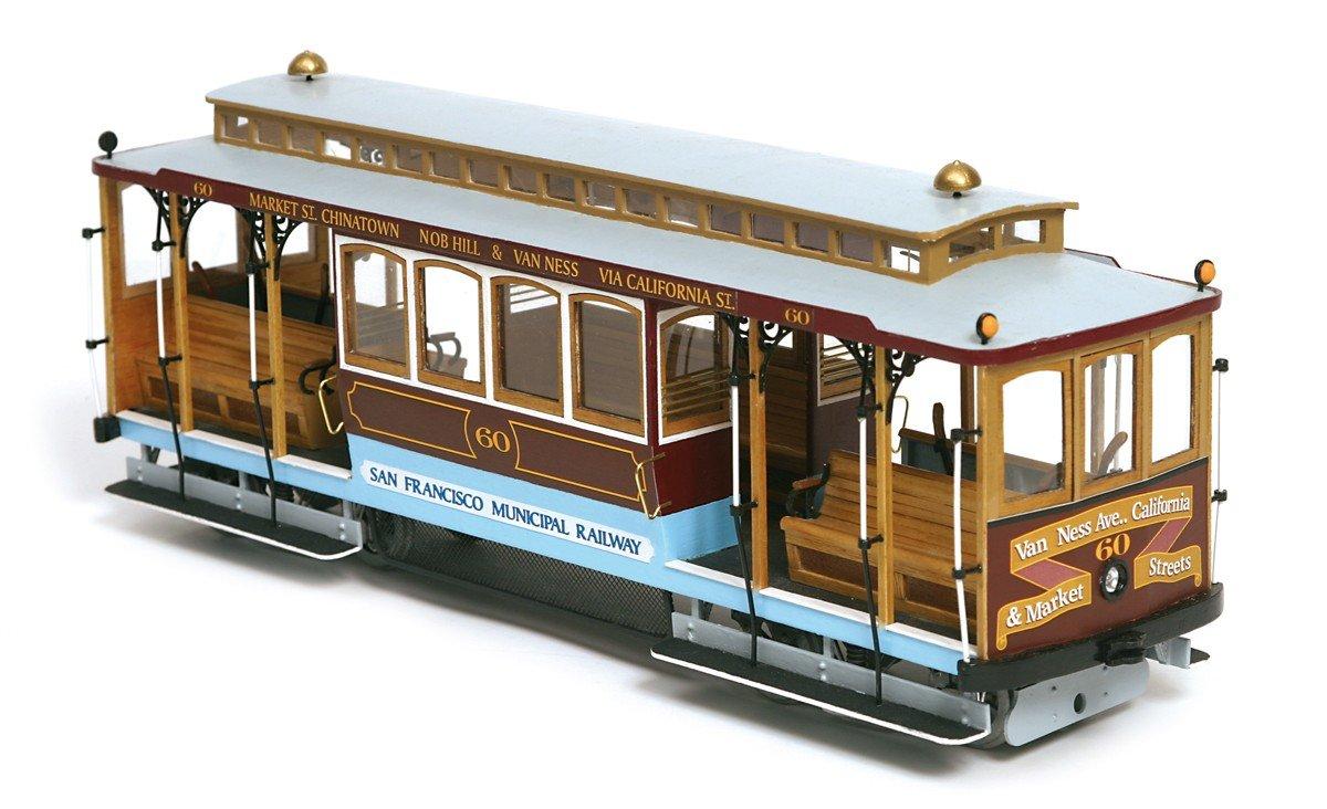 OcCre Tram di San Francisco Kit 53007