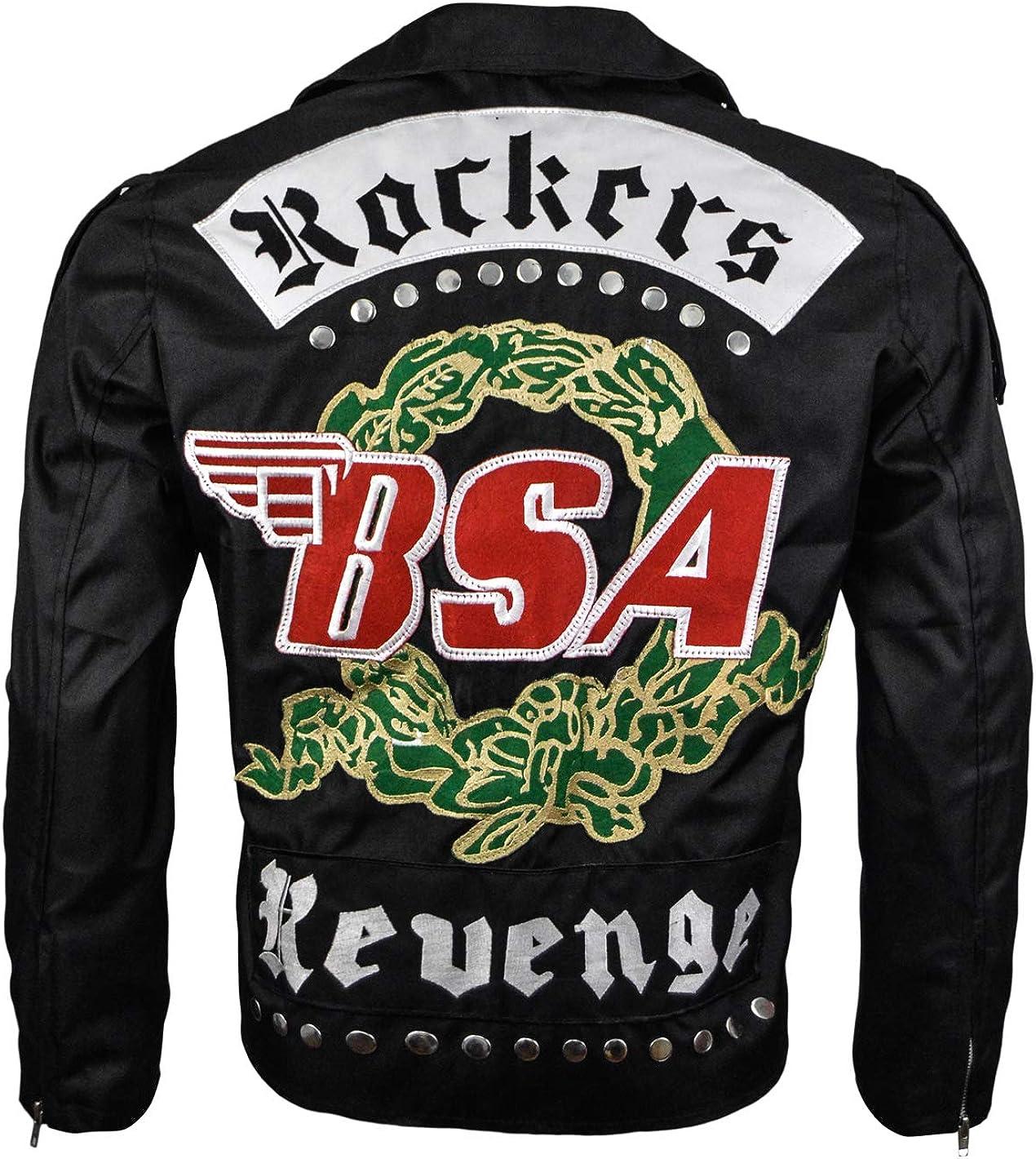 Max 90% OFF Cordura Parachute Jacket - Regular dealer BSA Rockers Reve Faith George Michael