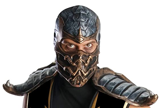 Scorpion Overhead Mask Costume Mask