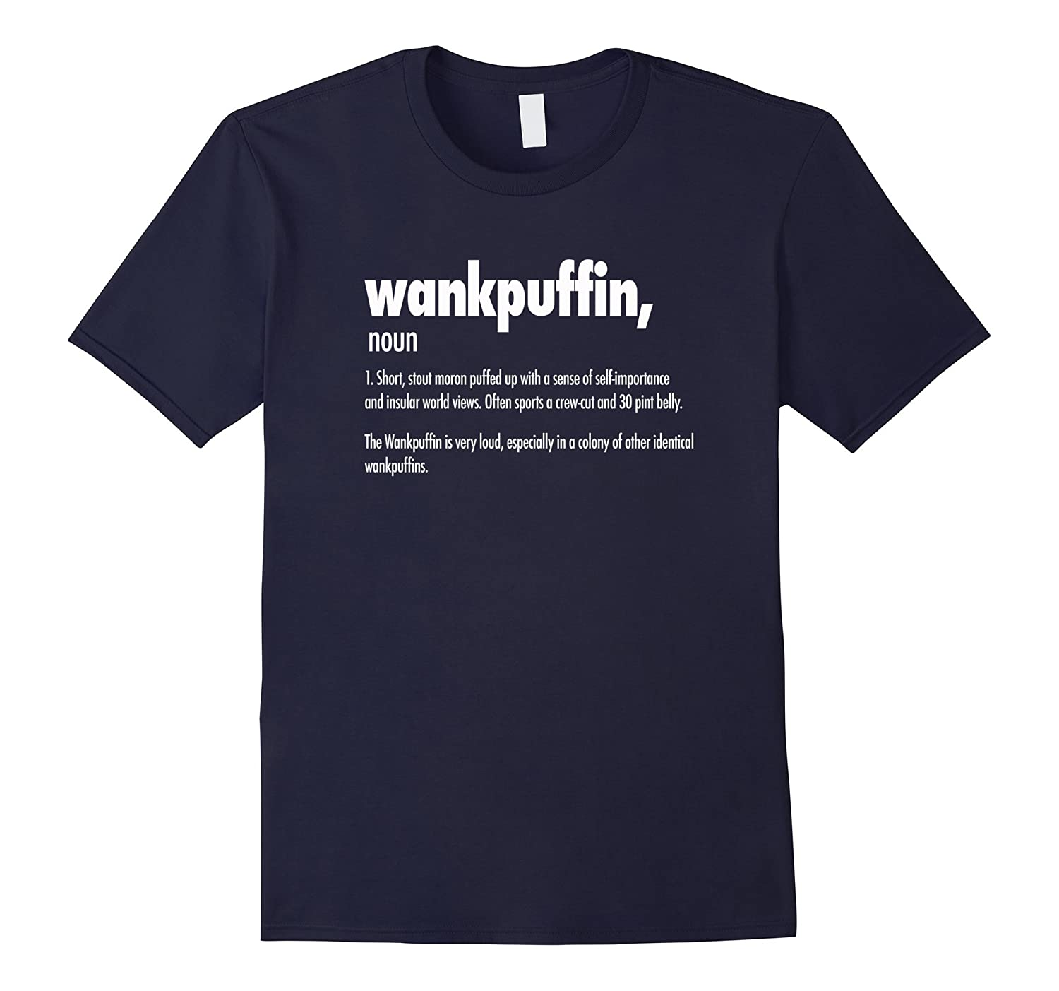 Wankpuffin Not My President Anti Trump Shirt Bogus POTUS tee-BN