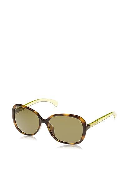 Calvin Klein Jeans Sonnenbrille Ckj755S (58 mm) havanna KIok3M29