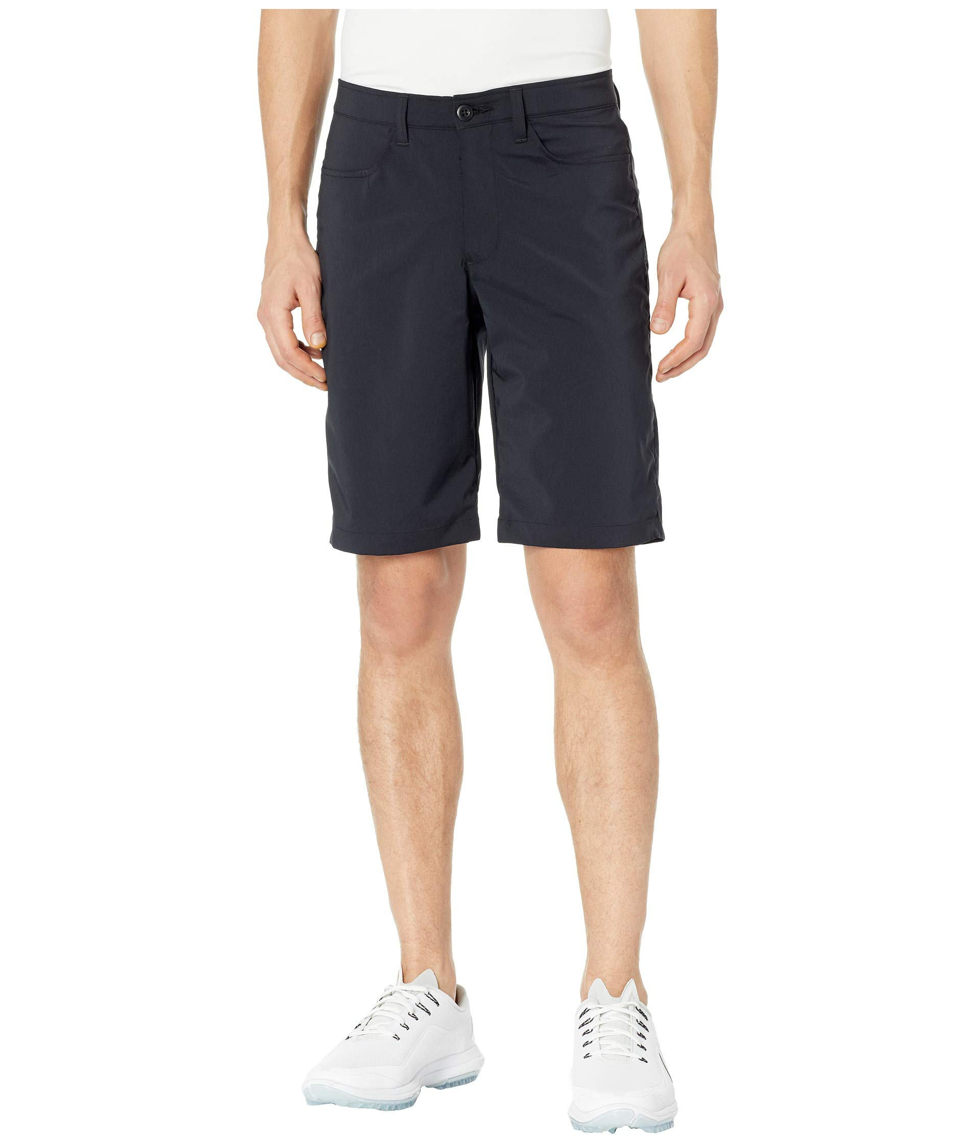 Under Armour Men's Tech Shorts, Black (001)/Black, 34